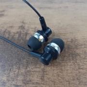 MP3 наушники BASS Q16, черный