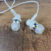 MP3 наушники BASS Q16, белый