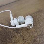 MP3 наушники BASS Q17, белый