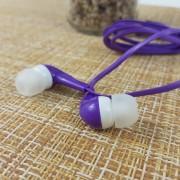 MP3 наушники Best, фиолетовый
