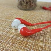 MP3 наушники Best, красный