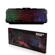 Клавиатура игровая Smartbuy RUSH Warrior 308 USB (SBK-308G-K), черный