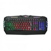 Клавиатура игровая Smartbuy RUSH Interstellar 309 USB (SBK-309G-K), черный