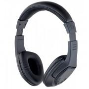 Perfeo наушники полноразмерные беспроводные с микрофоном FLEX с прорез. покрытием PF-BTF-BLK, черный
