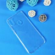 Чехол-накладка силиконовая для Apple iPhone XS Max Breaking, прозрачный