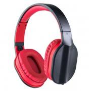 Perfeo наушники полноразмерные DUAL (PF_A4004) черные/красные