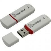 USB  8GB SmartBuy Crown Series (SB8GBCRW-W), белый