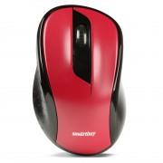 Мышь беспроводная Dual Bluetooth+USB Smartbuy (SBM-597D-R), красный