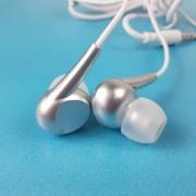 MP3 наушники Bass ZN888, вакуумные, белый