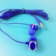MP3 наушники Bass Z8, вакуумные, синий