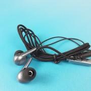 MP3 наушники Bass ZN999, вакуумные, черный