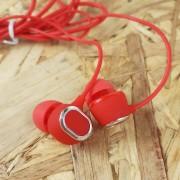 MP3 наушники Bass HS-94, красный