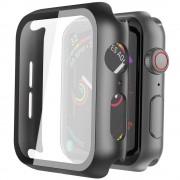Защита для Apple Watch 42mm, Lito, Watch Case with Tempered Glass Screen Protector, черный