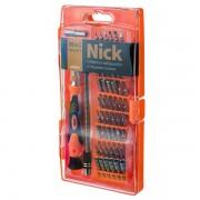 Perfeo набор инструмента отверток Nick  с битами (насадками) и головок 58 в 1