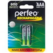 Perfeo AAA600mAh/2BL  Аккумулятор